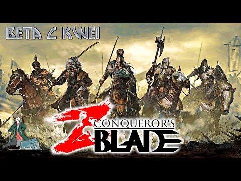 Conqueror's Blade бета с Kwei