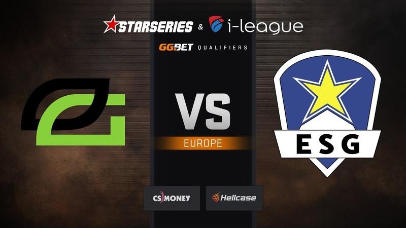 OpTic vs EURONICKS, map 1 train, StarSeries i-League S6 EU Qualifier