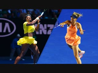 Australian open 2016 ! 1/4. serena williams vs maria sharapova !