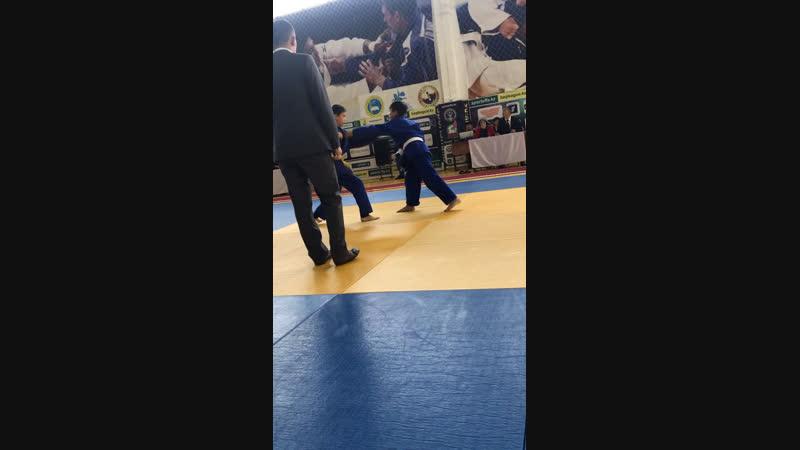 Елубаев Диас 29 кг