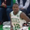 Boston Celtics в Instagram: «Rozier, too smooth.»