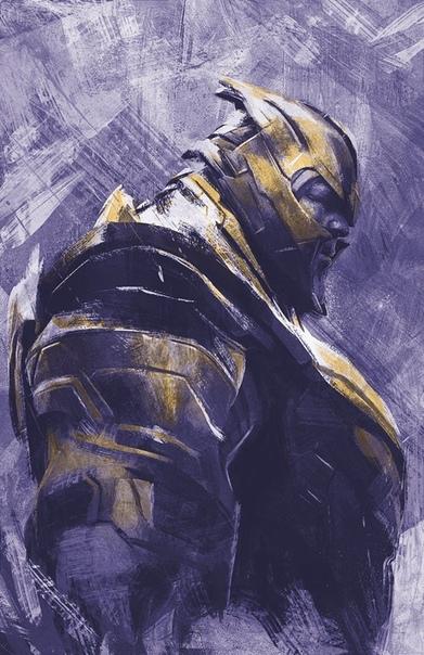 Танос и все-все-все: новые промо «Мстителей: Финал» В Сеть просочилась большая порция промопостеров к фильму Marvel «Мстители: Финал», на которых запечатлены основные герои эпического