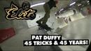 45 Tricks   45 Years - Pat Duffy   Elite Urethane