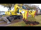 Best Modern Engineering Excavator Mega Machine &amp Heavy Machines Agriculture Technology #HD720p