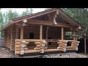 Сборка сруба с крышей в Рязанской обл 89271904521