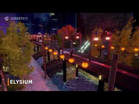 Sairento VR Graphics and Performance Updates
