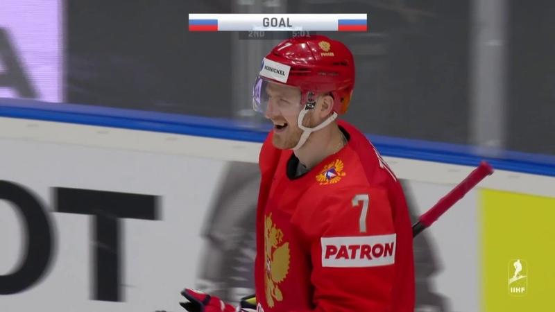 The Best of Russia Part II   IIHFWorlds 2019