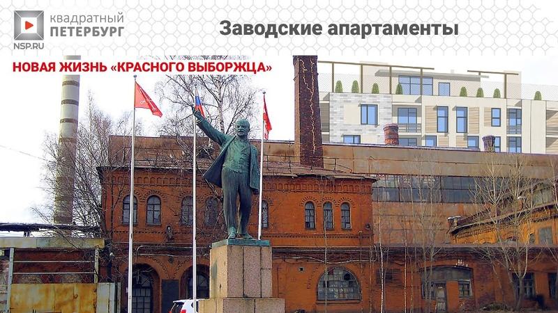 Новая жизнь Красного выборжца Квадратный Петербург Выпуск №19