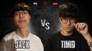 Jack VS Timid   Die To Die Vol.4   1/2 Final