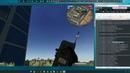 BF2 EUWIN Beta 5 (Work in Progress) - Skyscraper destruction effect