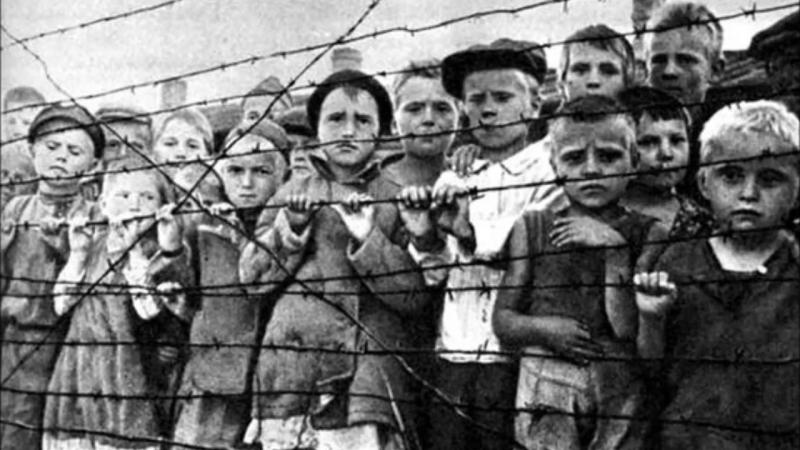 Помни о том что творили фашисты и Бандера