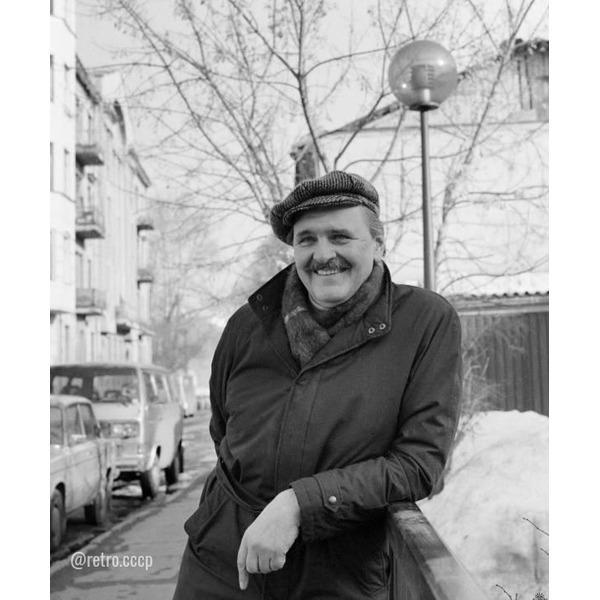 Юрий Яковлев. Сегодня его день рождения!