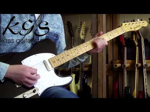 Grass Roots G-TE-50M Telecaster (Over 2)