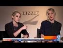 KTLA 5 - Dayna Devon Talks to Kristen Stewart and Chloe Sevigny about new film Lizzie