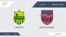AFL18. France. Ligue 1. Day 15. Nantes - Montelimar