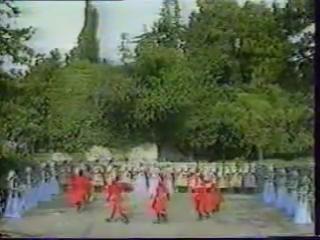 Абхазская народная песня