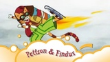 Pettson and Findus Rocket Cat S1 E8  WikoKiko Kids TV