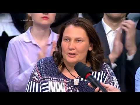 Выступление Татьяны Монтян, от которого рвёт пердаки у путиноидов-ХППшников