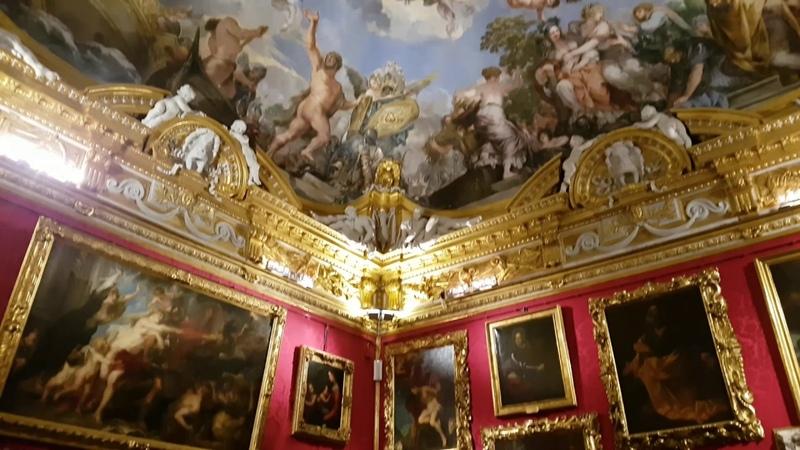 Palazzo Pitti, Firenze, Italia