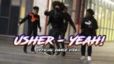Usher - Yeah! (Official Dance Video) ft. Lil Jon, Ludacris (Throwback) (2019 style)
