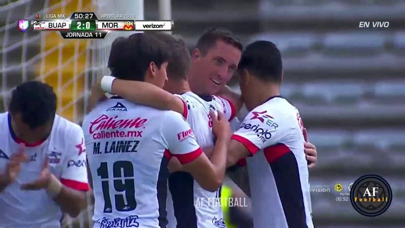 Lobos BUAP vs Monarcas Morelia 3-1 Resumen y Goles Jornada 11 Apertura 2018 LIGA MX HD