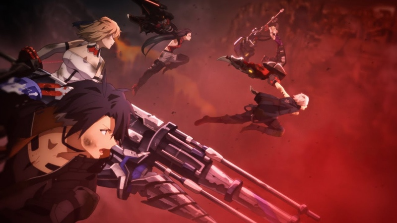 GOD EATER 3 - Multiplayer Trailer   PS4, PC