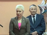 Уфимскую коррекционную школу-интернат N63 в канун Нового Года посетила Рима Баталова