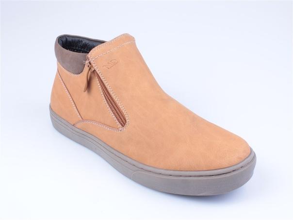 Ботинки TUOLUO Артикул: X 7733-11 Мате