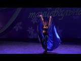 Показательное выступление Кильдеевой Марины - хореографа гру