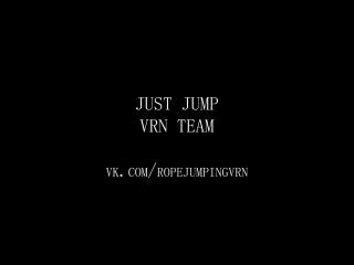 Just Jump (Rope Jumping VRN Team) - Pavel Buravlev Video - VK Version