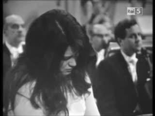 Марта Аргерих. Морис Равель - Концерт для фо-но с оркестром соль мажор (1929-31) M 83