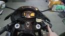 автомобильное масло лукойл в спортивный мотоцикл honda cbr600rr