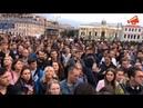 Акция на улицах Москвы За право на выбор День 4 LIVE 17 07 19