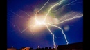 ⚡️1 Million KiloTeslas Hitting Earth Lightning Non Abated in Italy⚡️