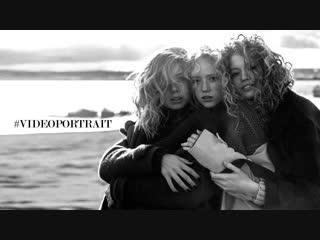 #videoportrait Kristina, Yliya, Evgeniya