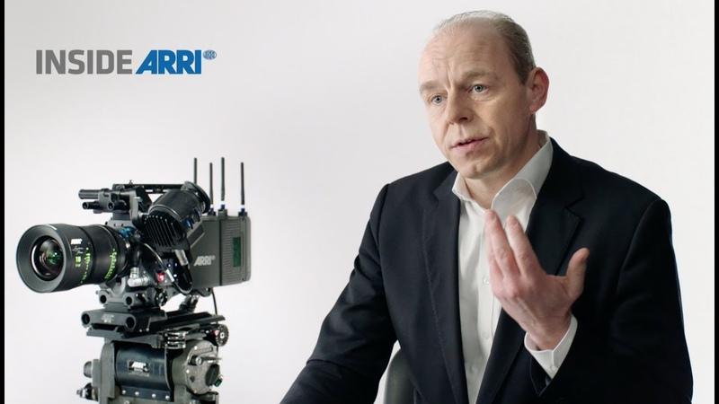 InsideARRI technical benefits of the ARRI large format camera system