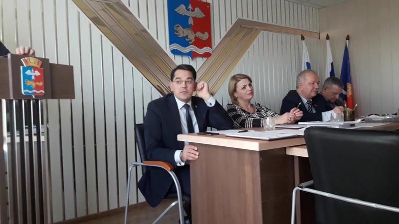 Дмитрий Мухамадиев и Александр Устинов о новом кладбище
