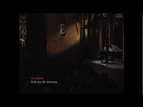 Nikolai Kapustin, Concert Etude, op. 40 no. 7, Intermezzo, Alexei Volodin, piano