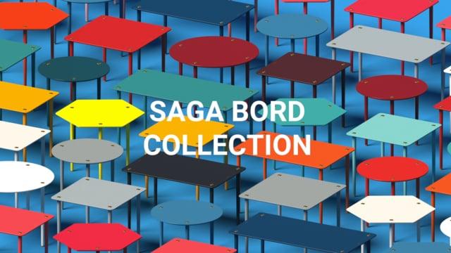 Latitude Saga Bord collection