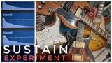Sustain Comparison Les Paul, SG, Strat and Hawk Wing