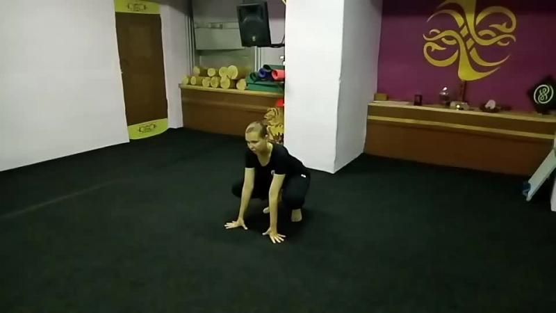 Утренний цигун с Анной Хохловой. 13.08.18