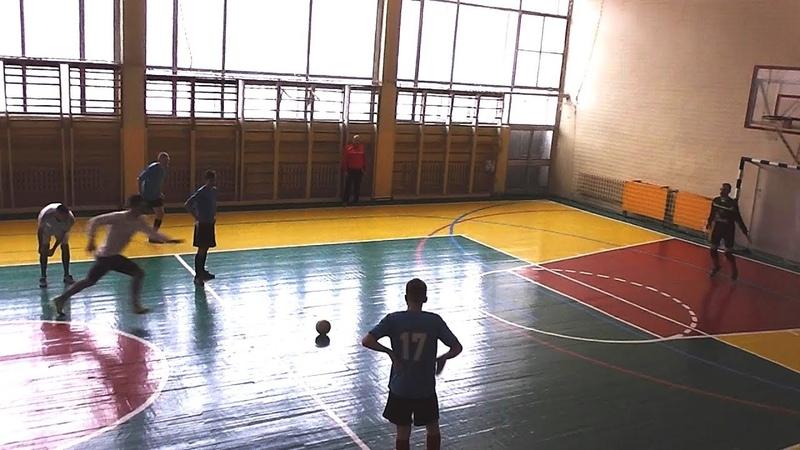 Гришівка 4-3 Огіївка. Чемпіонат Сахновщини з футзалу 2018