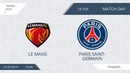 AFL18. France. Ligue 1. Day 18. Le Mans FC - Paris Saint-Germain
