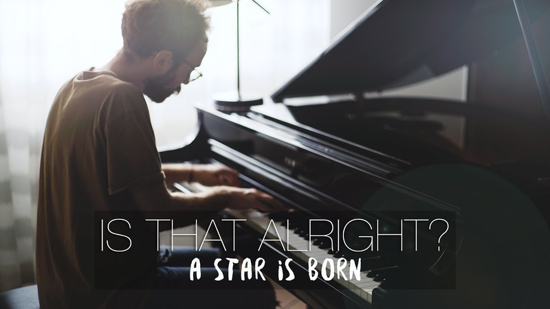 IS THAT ALRIGHT - Lady Gaga - A Star Is Born (Piano Cover) | Costantino Carrara