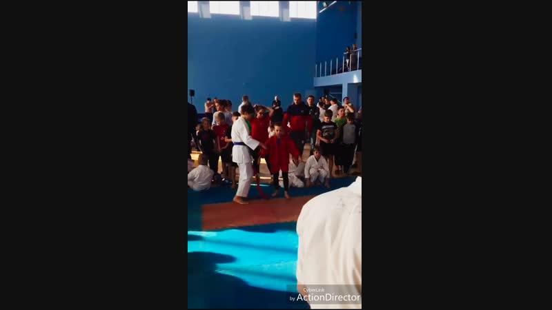 Диман боец MMA (побед тебе сынок🏆💪)