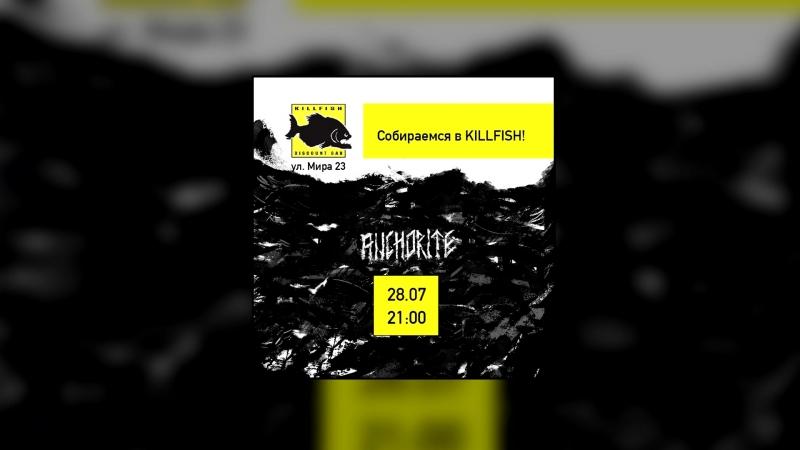 (Teaser)ANCHORITE in Killfish 28.07.18