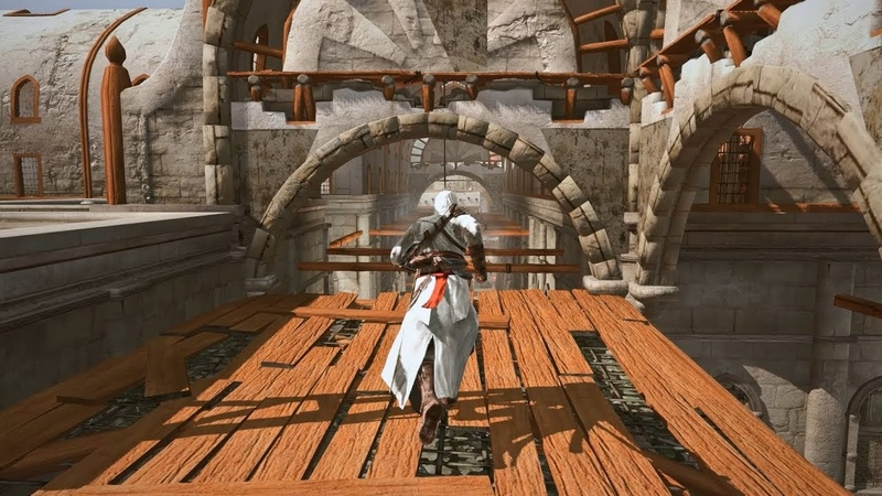AC1 CryNation | The Perfect Lighting Graphics Mod Texture mod for Assassin's Creed 1