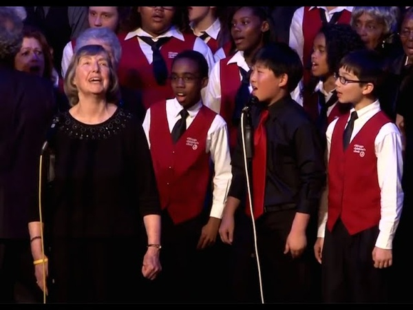 Where Is My Mind Young@Heart SciTech Band Chicago Children's Choir Hampshire YP Chorus