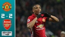 Manchester United vs Arsenal 2-2 Highlights All Goals 05/12/2018