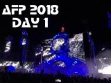 AFP 2018. Day 1 (Netsky, Intro, Afrojack, Tiesto, Krewella)